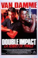 Poster Double Impact - La vendetta finale