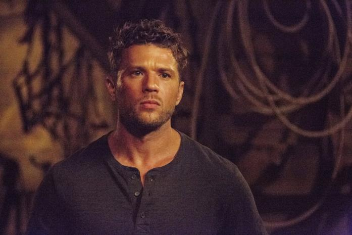 Ryan Phillippe nella serie TV Shooter