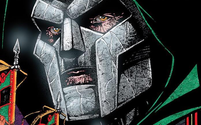 Cover di Doom: The Emperor Returns #2
