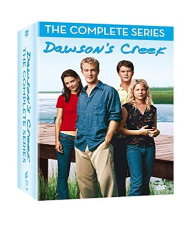 Cofanetto DVD di Dawson's Creek - Stagioni 1-6