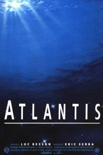 Poster Atlantis - Le creature del mare