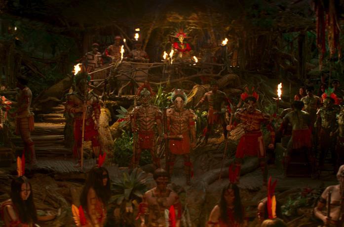 Jungle Cruise: tribù misteriosa
