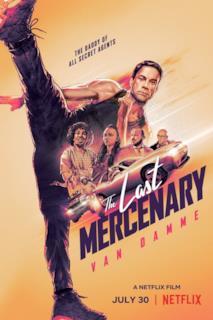 Poster L'ultimo mercenario