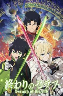 Poster Seraph of the End - Vampire Reign
