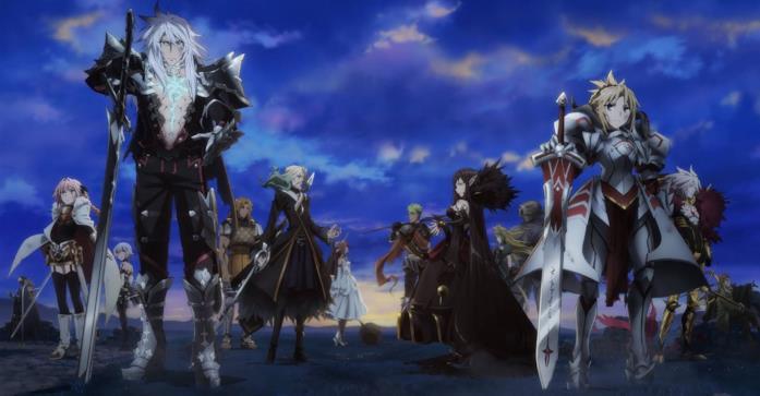 Fate Apocrypha anime