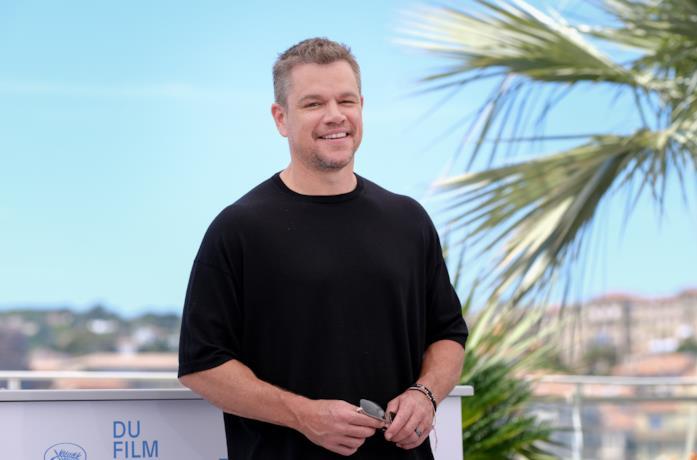 Matt Damon in Still Water