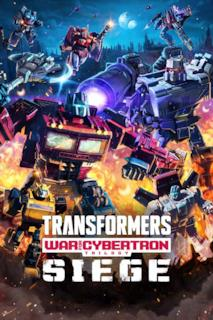 Poster Transformers: War for Cybertron