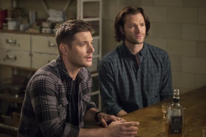Supernatural: I fratelli Winchester nell'episodio numero 300