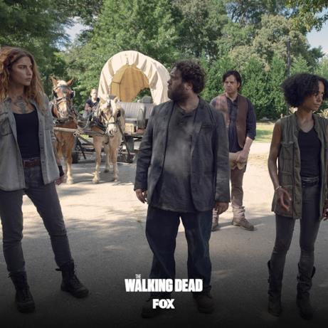 The Walking Dead 9: i nuovi personaggi