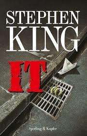 La copertina di IT