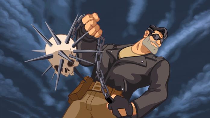 Il protagonista di Full Throttle Remastered