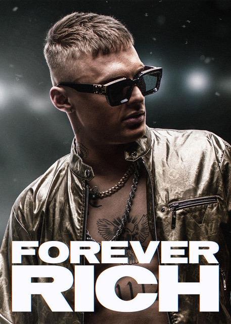 Il poster di Forever Rich - Storia di un rapper
