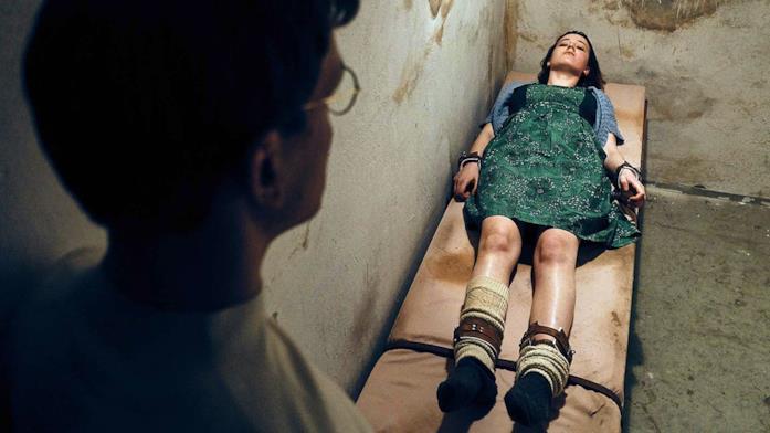 Paziente 64: una scena del film