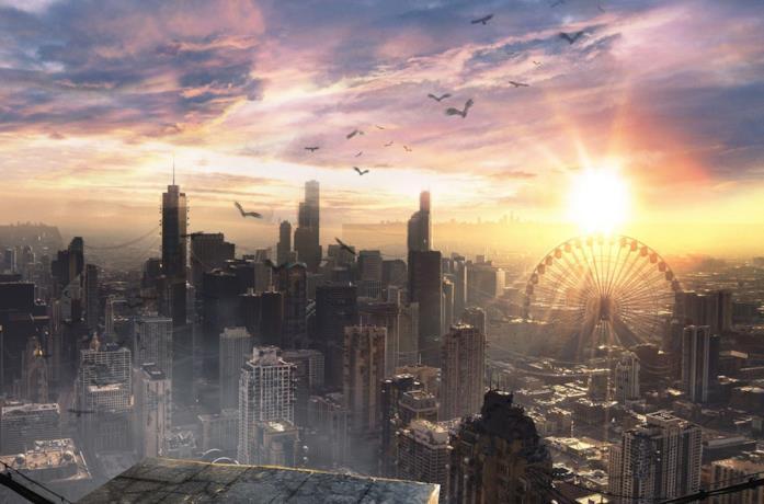 I protagonisti dI The Divergent Series