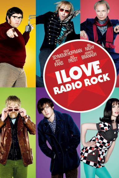 Poster I Love Radio Rock