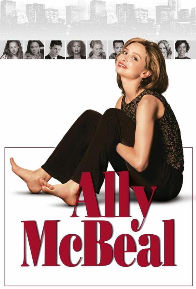 Ally McBeal: poster