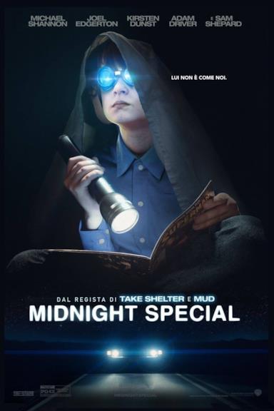 Poster Midnight Special