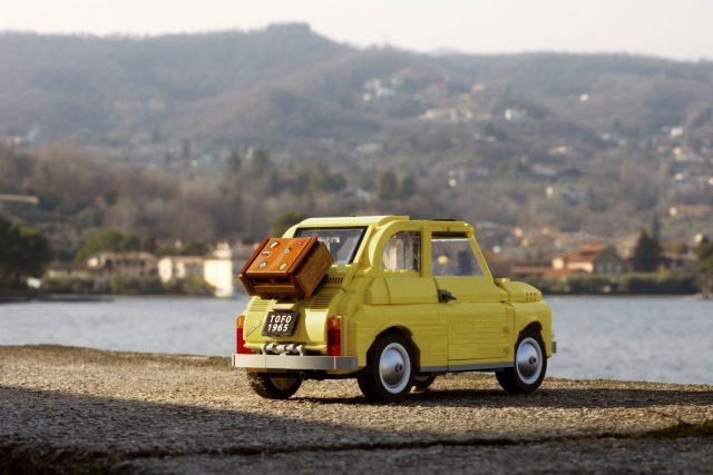 È stupenda la nuova Fiat 500 di LEGO: si parte!