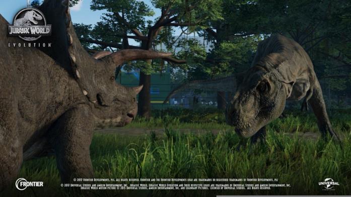 Jurassic World: Evolution è il videogame di Jurassic Park