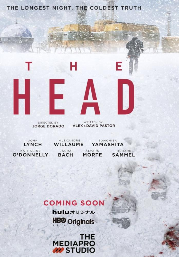 The Head: poster