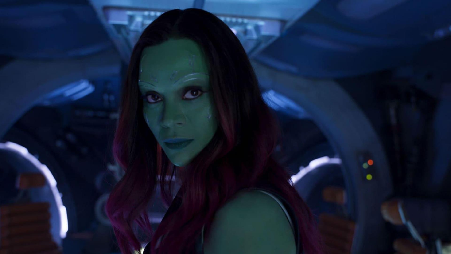 Cos'è successo a Gamora dopo Endgame? E perché non è svanita con Thanos?