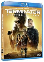 Terminator - Destino Oscuro  (Blu Ray)