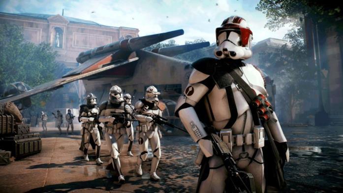 Star Wars Battlefront II tra i possibili PS Plus di agosto 2019