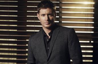 Primo piano di Jensen Ackles