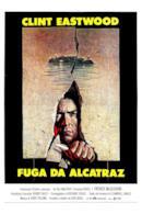 Poster Fuga da Alcatraz