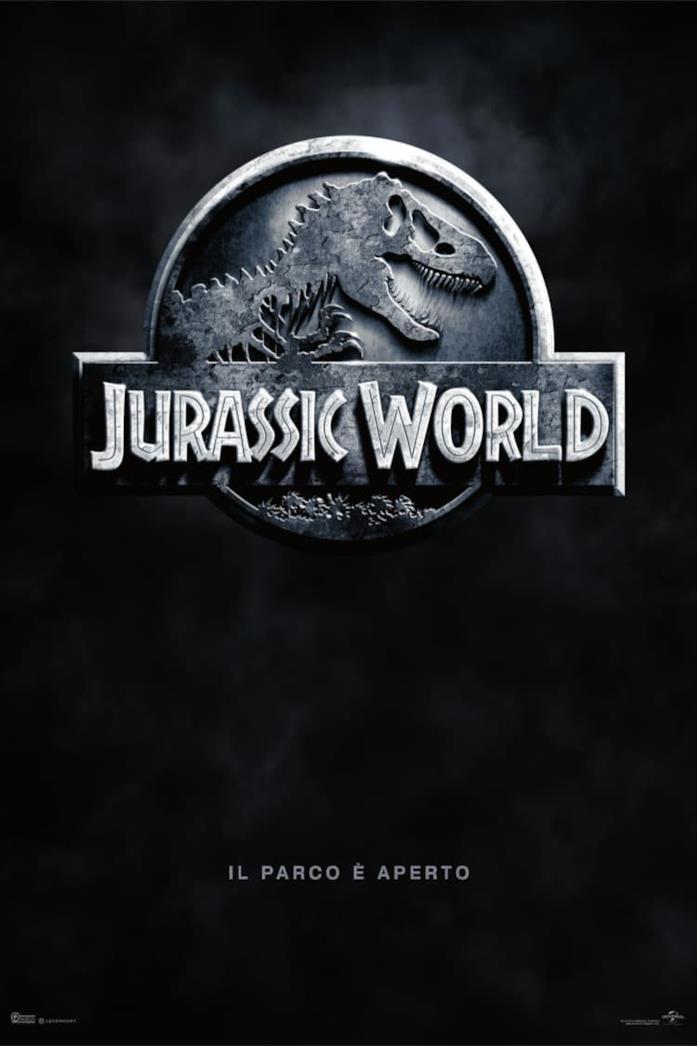 Il teaser poster di Jurassic World