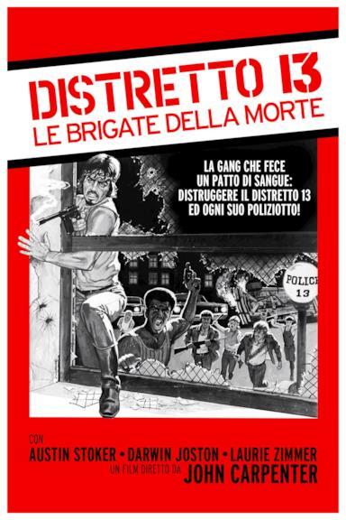 Poster Distretto 13 - Le brigate della morte