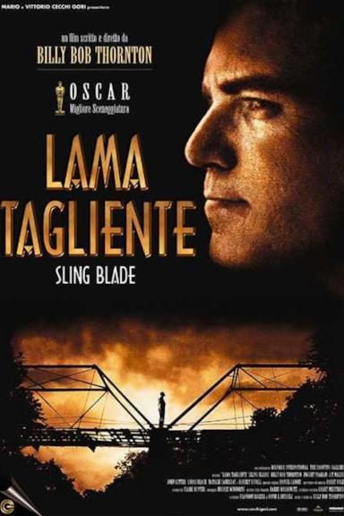 Poster Lama tagliente