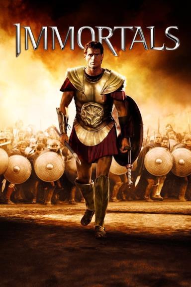 Poster Immortals
