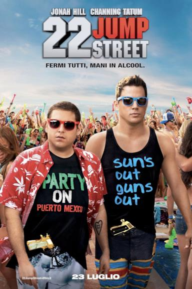Poster 22 Jump Street