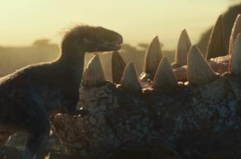Primo sguardo a Jurassic World: Dominion