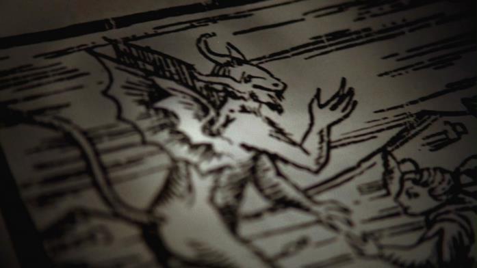 Belial è uno dei demoni dell'Antico Testamento