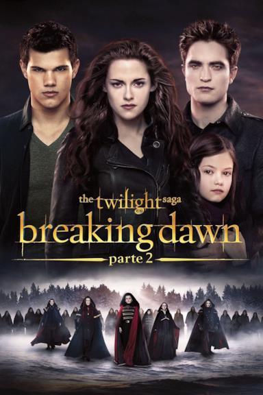 Poster The Twilight Saga: Breaking Dawn - Parte 2