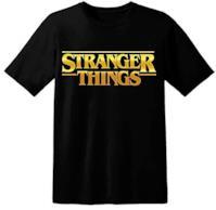 T-Shirt Maglietta Stranger Things
