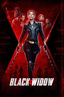 Poster Black Widow