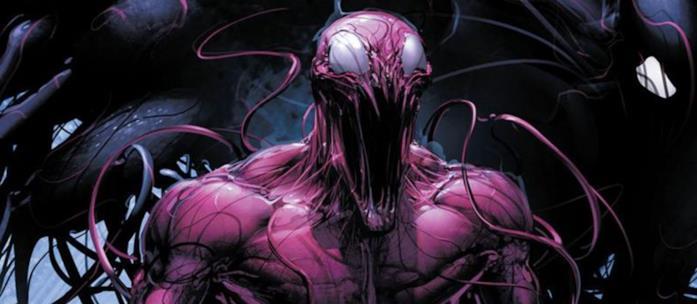 Cletus Kasady alias Carnage nei fumetti Marvel