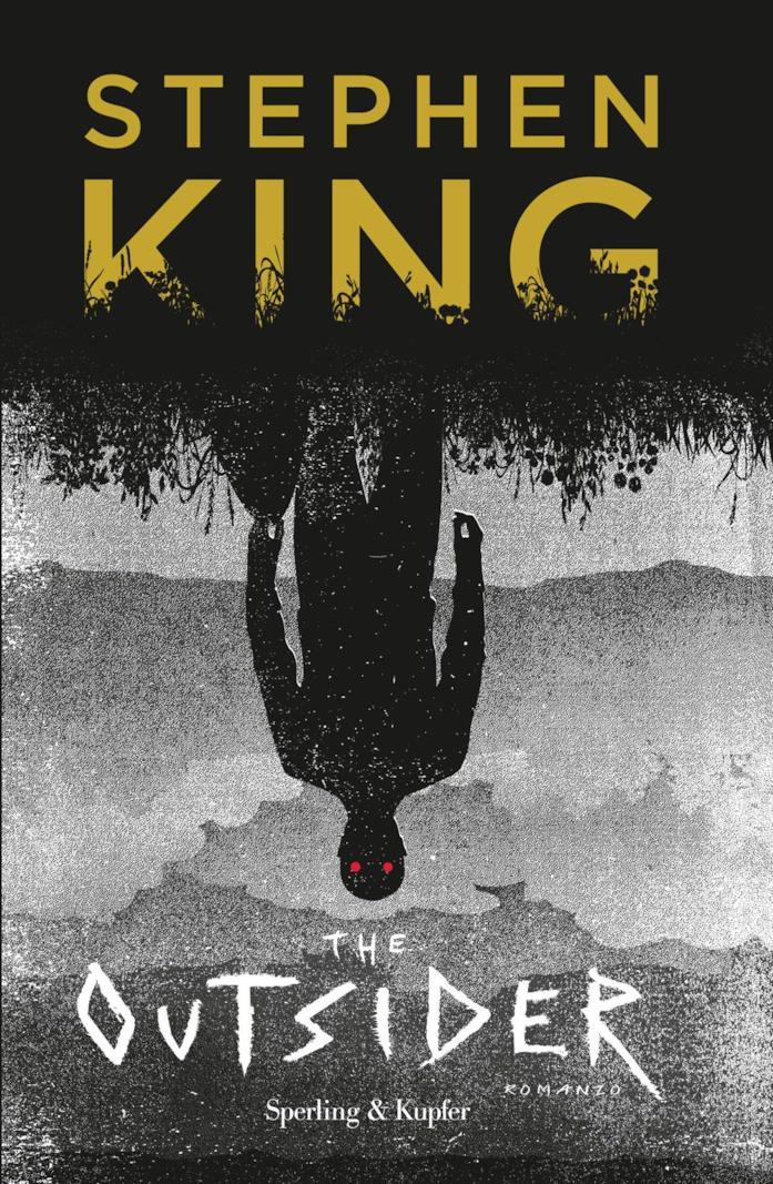 La copertina del best seller di Stephen King