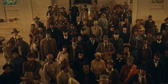 Il cast di The Underground Railroad