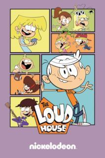 Poster A casa dei Loud