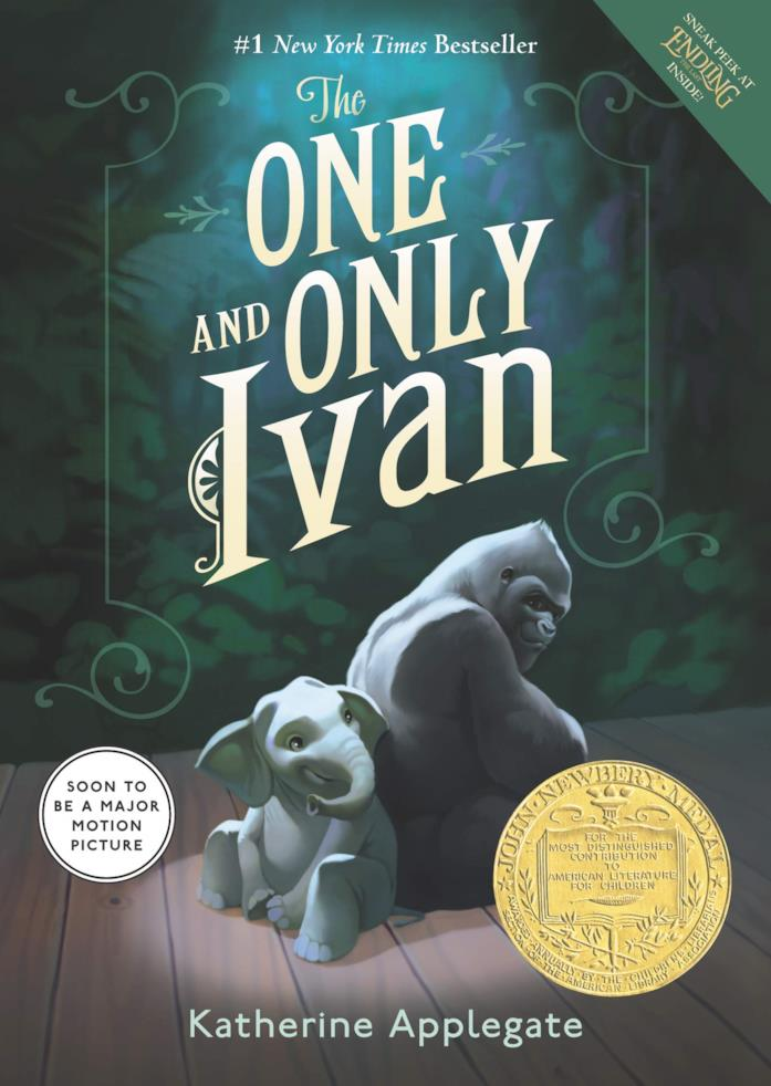 Il libro The One and Only Ivan