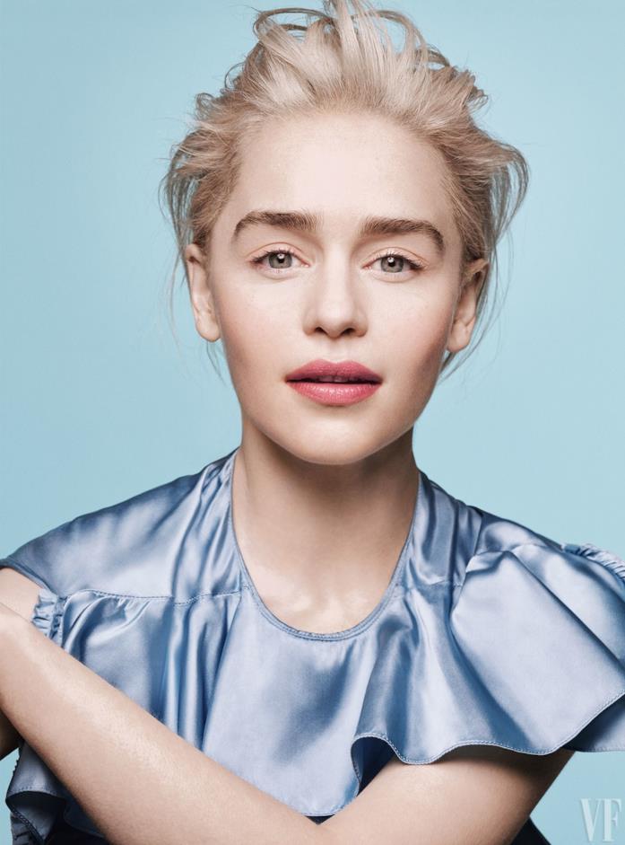 Emilia Clarke per Vanity Fair