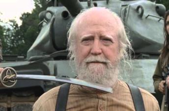 The Walking Dead: Hershel