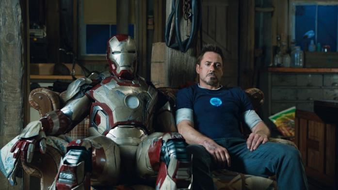 Robert Downey Jr. come Tony Stark in Iron Man 3