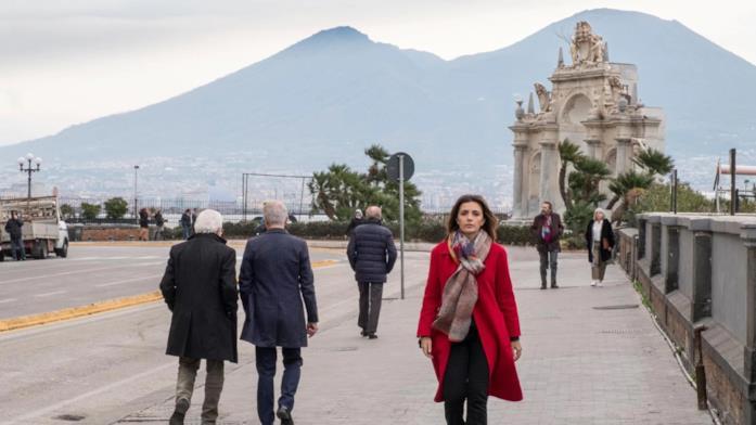Napoli è l'altra protagonista di Mina Settembre