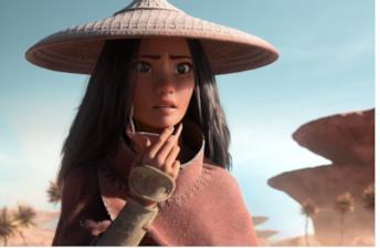 Raya e l'ultimo drago, il teaser trailer e il nuovo poster