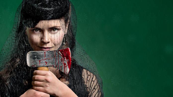 La casa di Lizzie Borden, interpretata da Christina Ricci nella serie TV, è tra le più infestate d'America